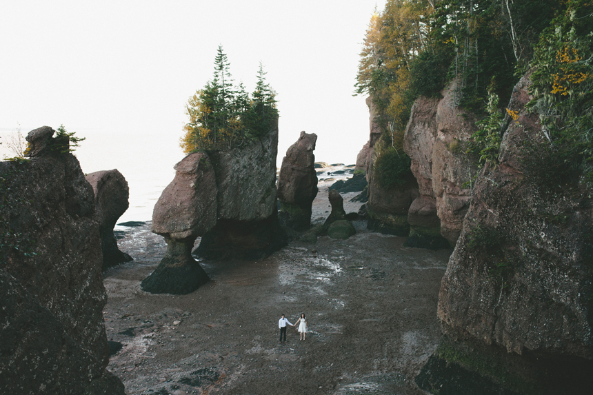 Bay of Fundy Wedding Photography