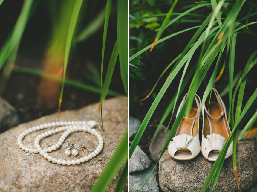Vancouver Wedding Details
