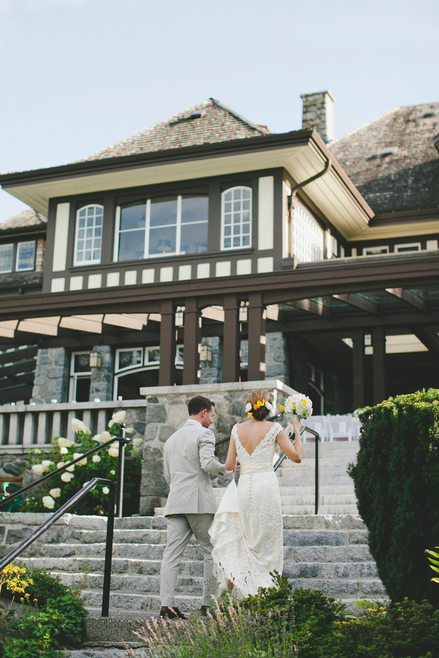 UBC Wedding Photos