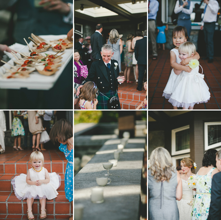 Vancouver Wedding Candids