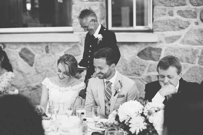 Cecil Green Wedding Reception
