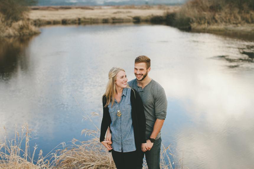Pitt Lake Portraits