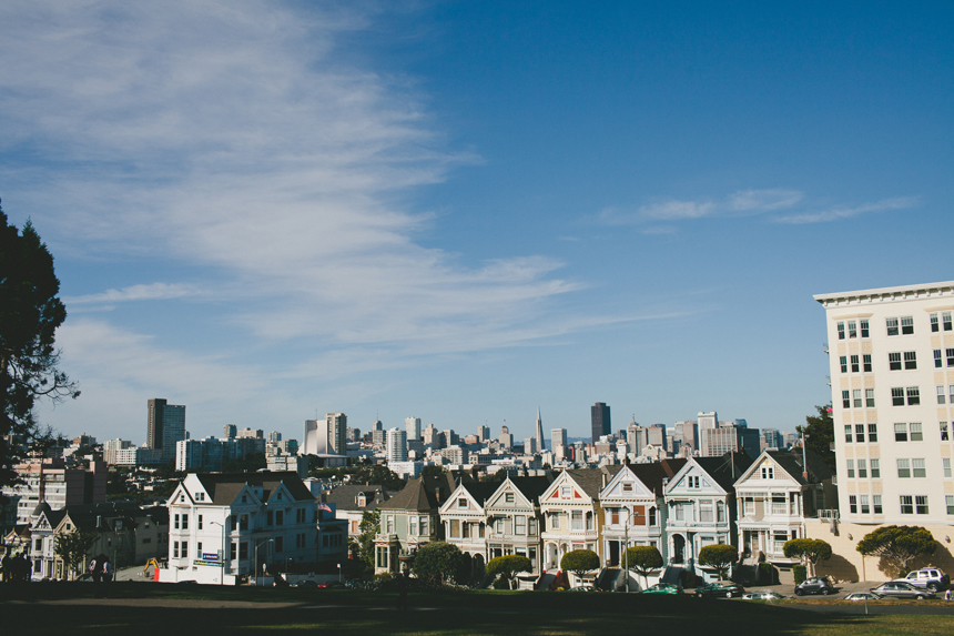 San Francisco // Painted Ladies