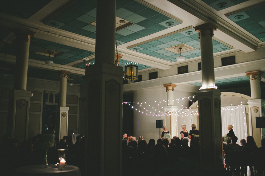 Vancouver Heritage Hall Wedding