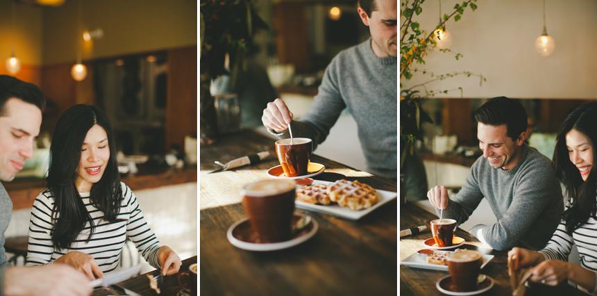 Vancouver Coffee Shop Photos