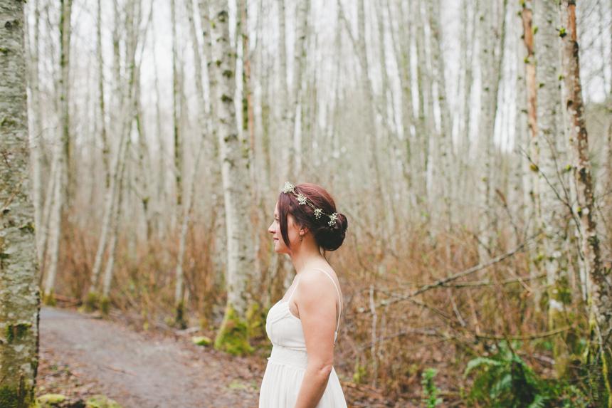 Pacific Northwest Destination Wedding