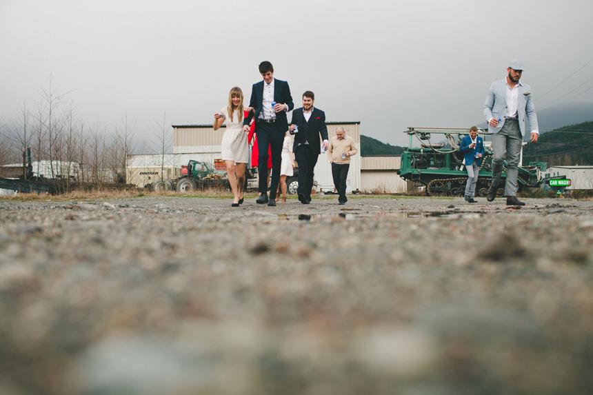 Vancouver Australian Destination Wedding