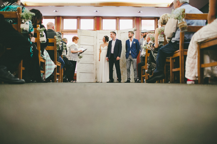 Howe Sound Brewery Wedding