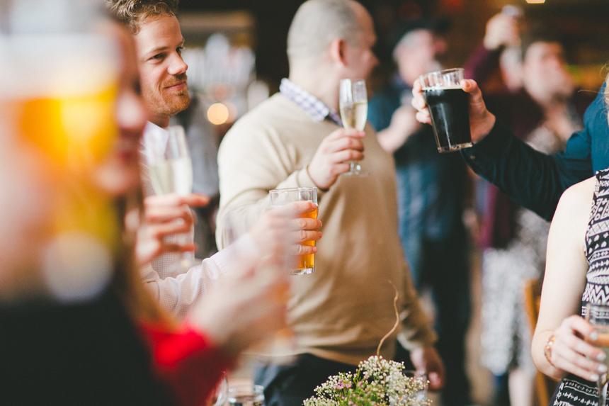 Squamish Brewery Wedding Photography