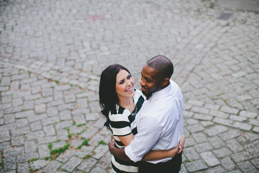 Gastown Engagement Photos