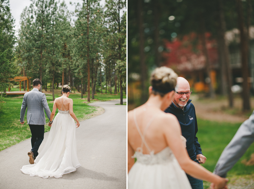 Kelowna Destination Wedding Photos