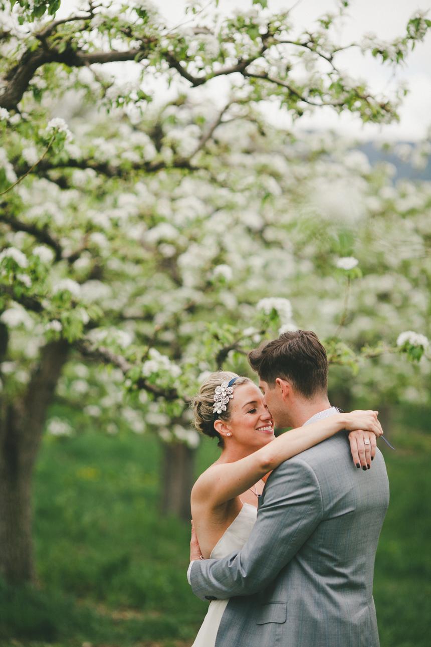 Kelowna Orchard Wedding Photos