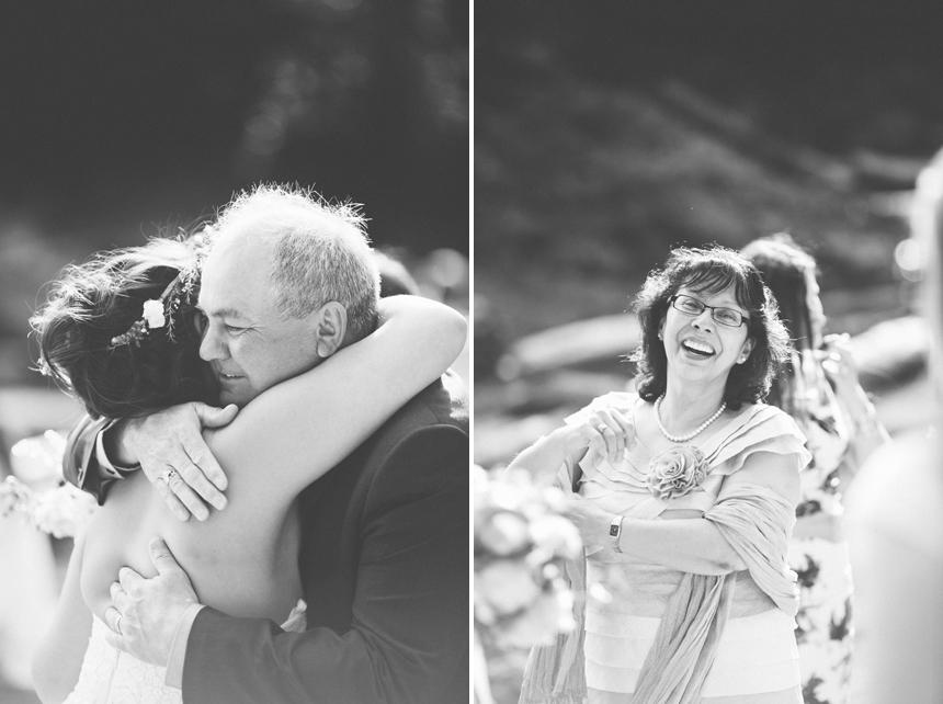Tofino Intimate Beach Wedding