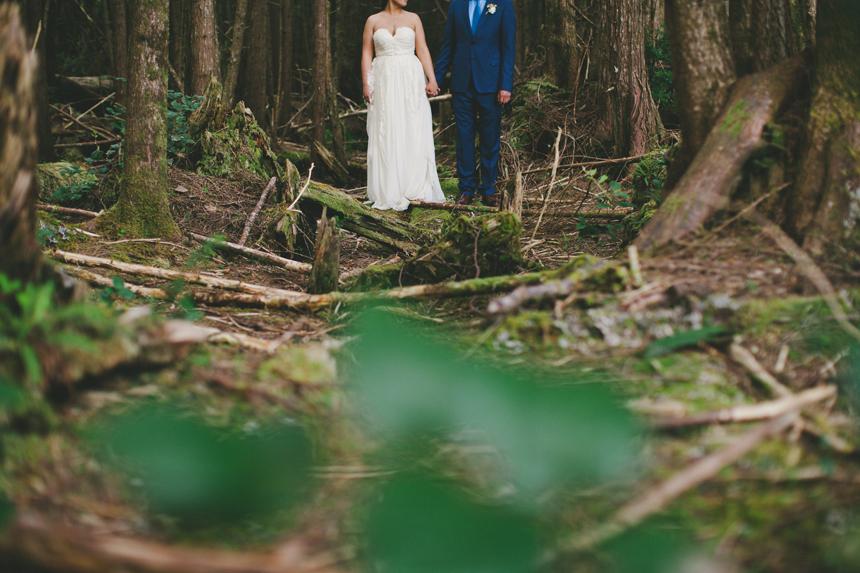 Pacific Northwest Intimate Wedding