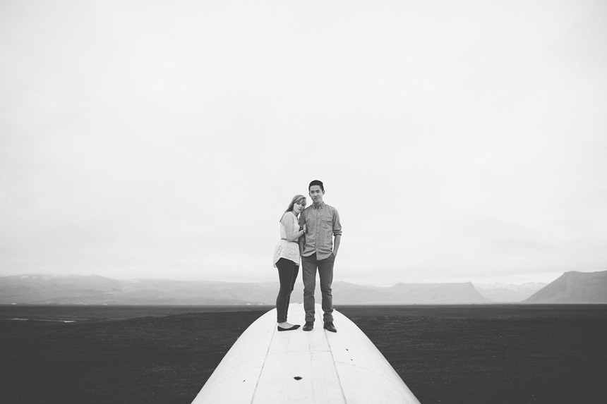 Iceland Destination Engagement Photography