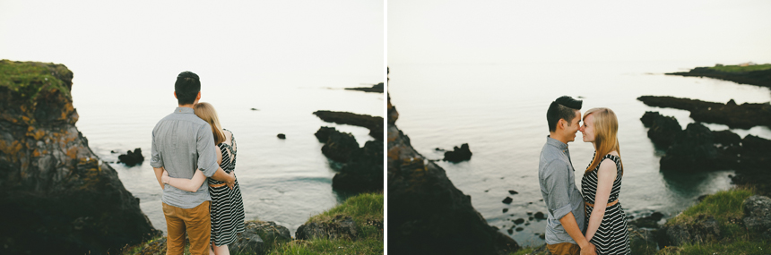 Snaefellsnes Peninsula Engagement Photography