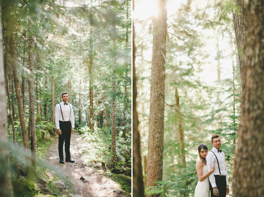 West Coast Destination Wedding Photography