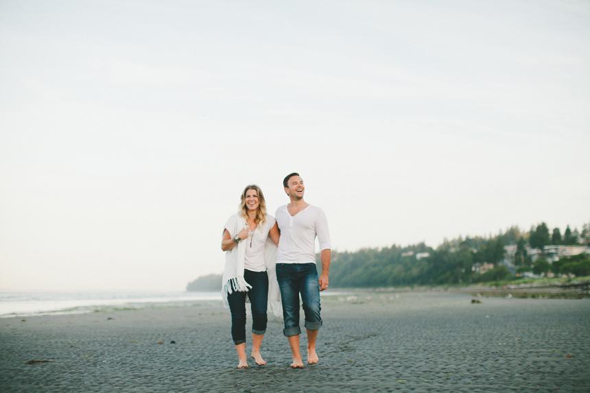 Whiterock Engagement Photos
