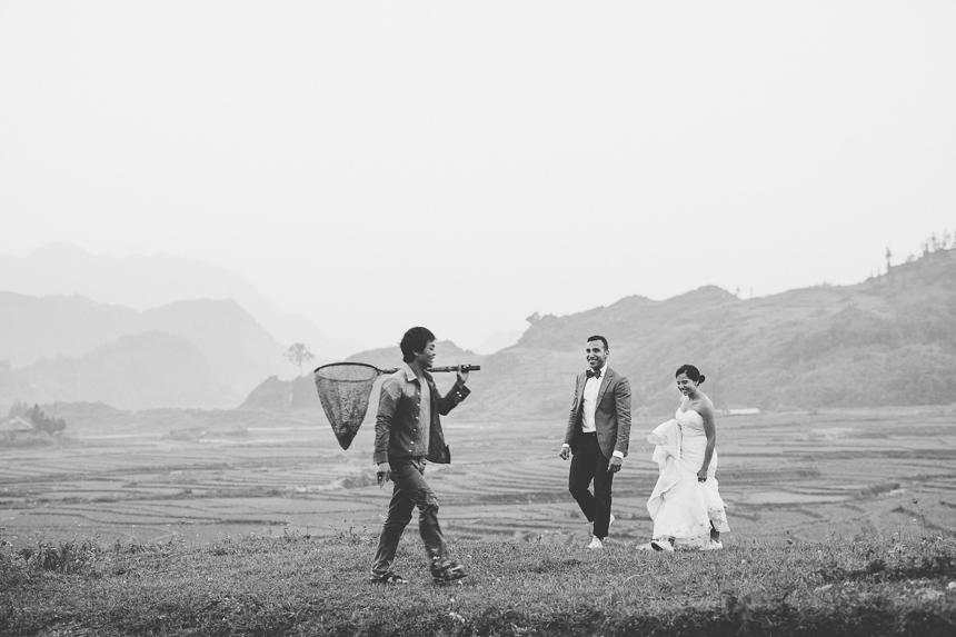 Sapa Destination Wedding Photographers