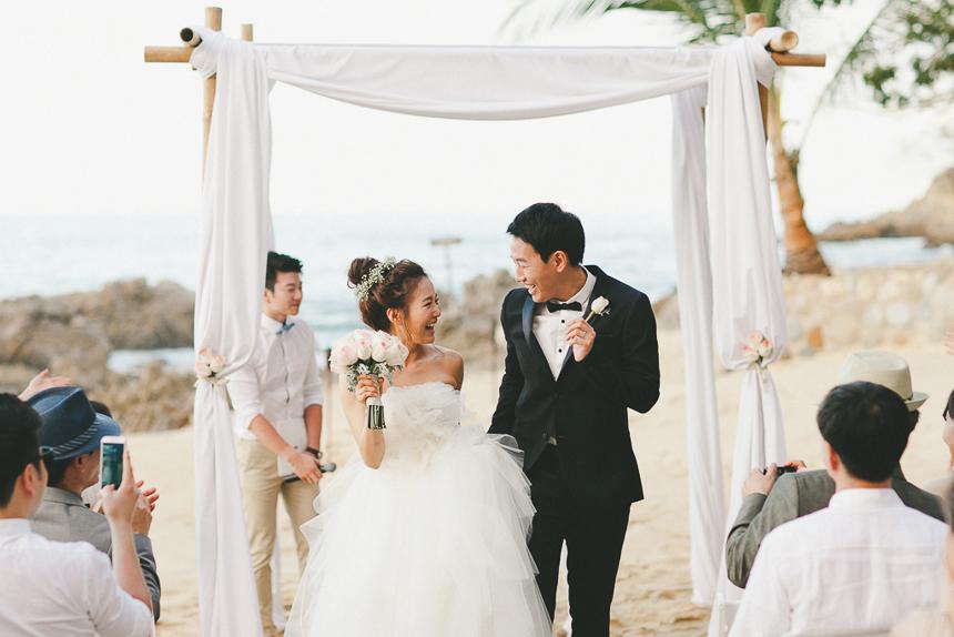 Las Caletas Destination Wedding