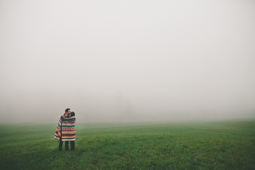 Northern Canada Engagement Photography
