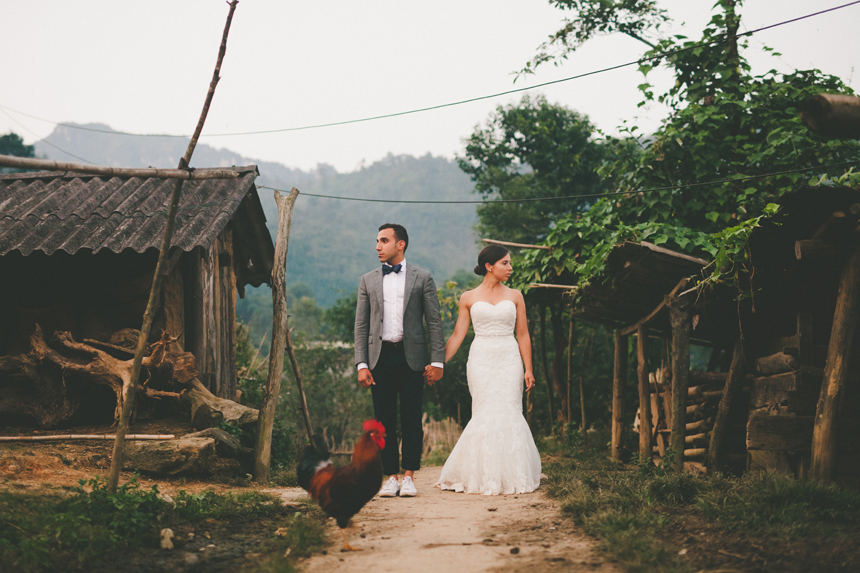 Northern Vietnam Wedding Photographers
