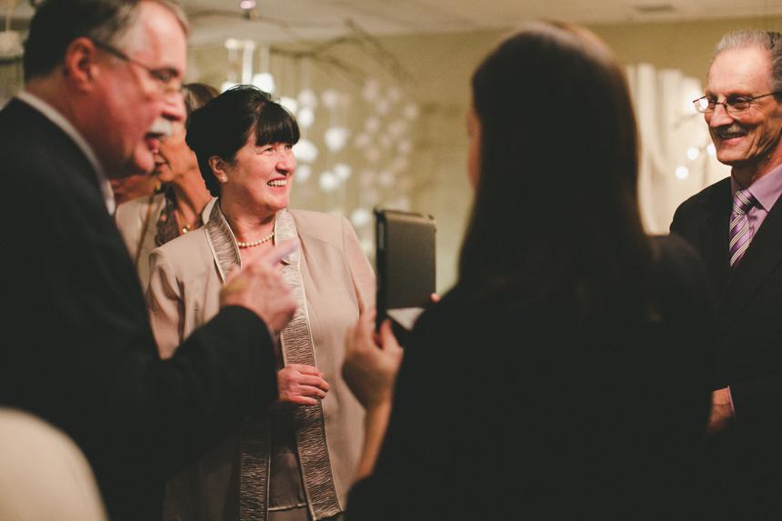 Calgary Wedding Ceremony