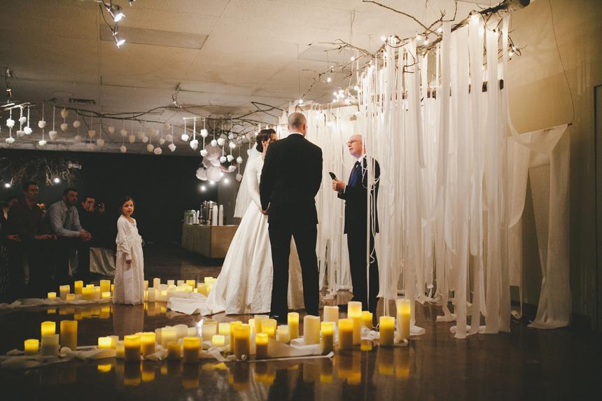 Romantic Rustic Alberta Wedding