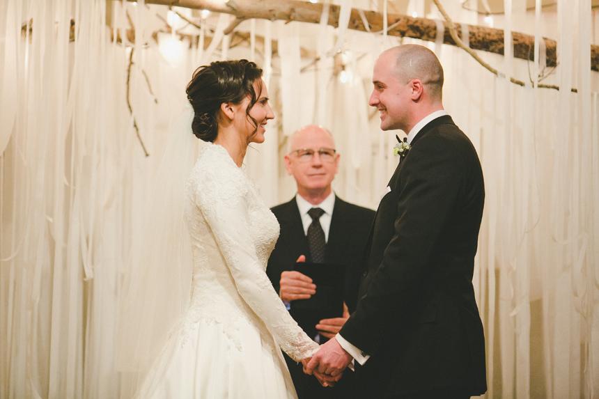 Alberta DIY Wedding Ceremony