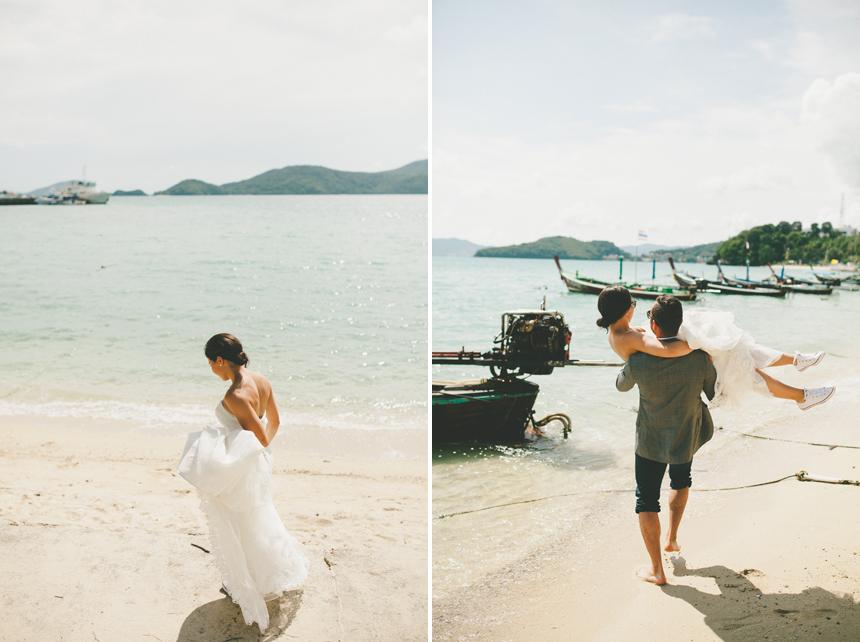 SE Asia Destination Wedding