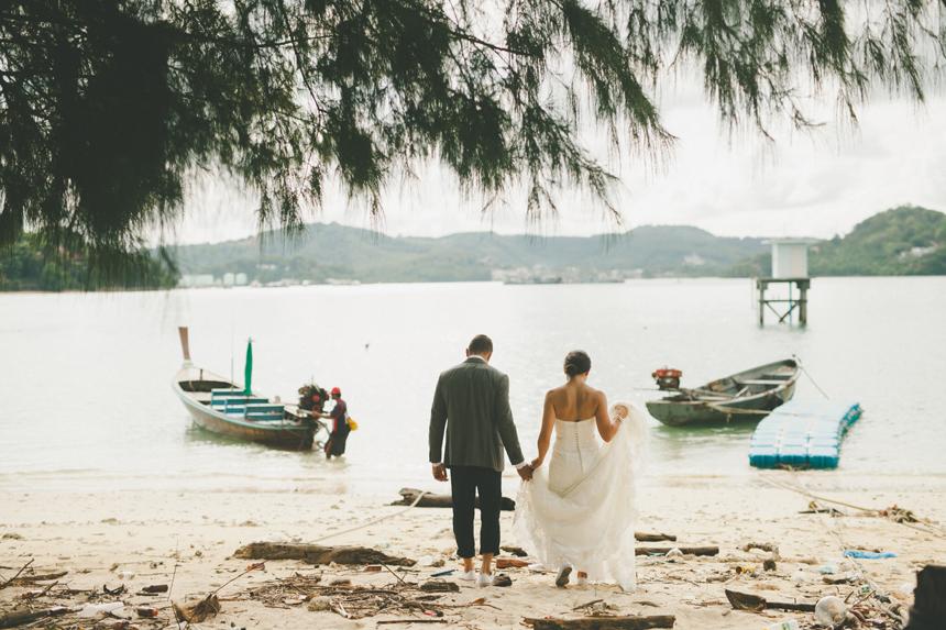 SE Asia Destination Wedding Photography