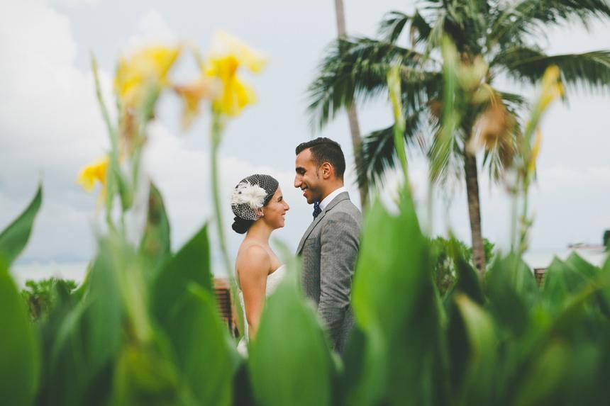 Thailand Destination Wedding Photos