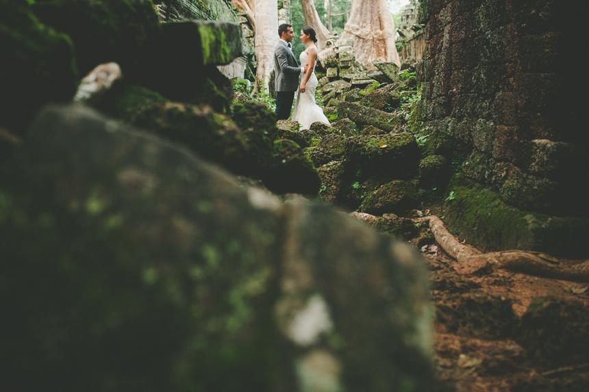 Ta Promh Wedding Photos