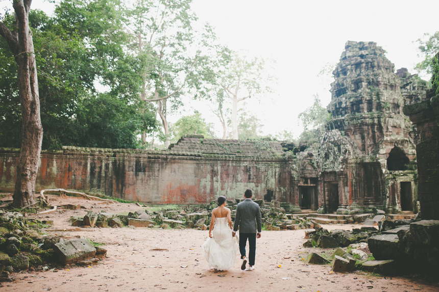 Ta Prohm Wedding Photography
