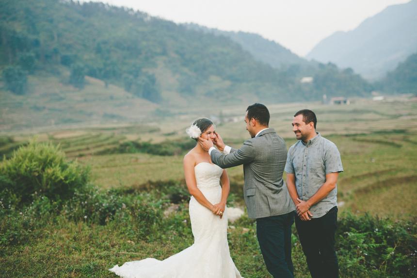 North Vietnam Destination Weddings