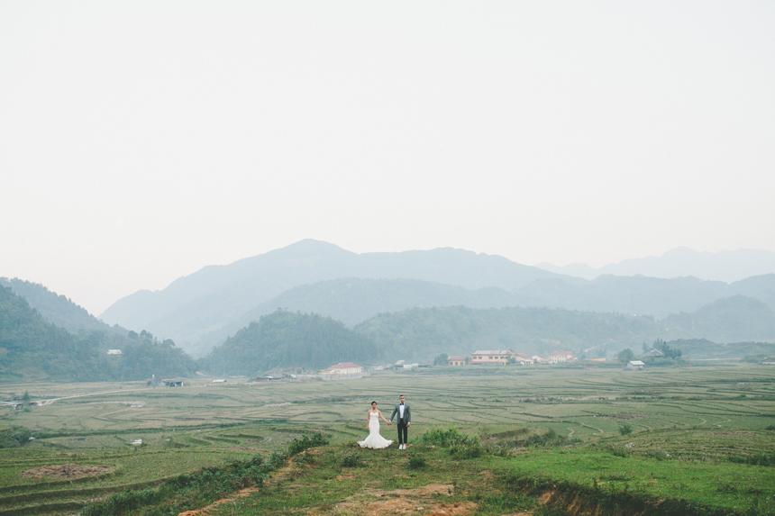 Vietnam Destination Wedding Photography