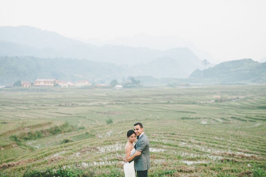 Northern Vietnam Destination Wedding