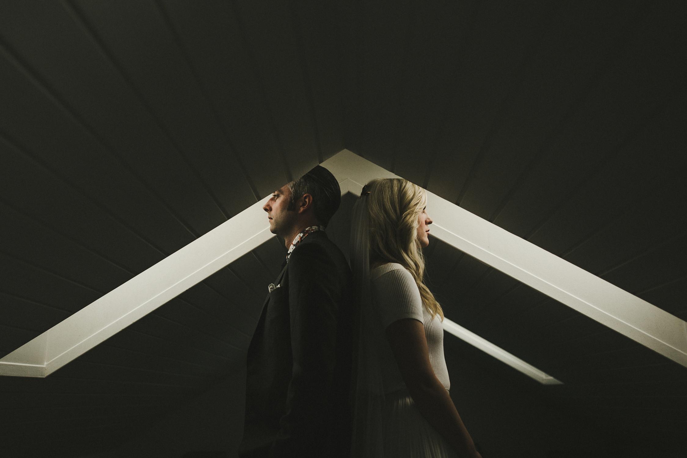 Eva + Kyle // Junebug