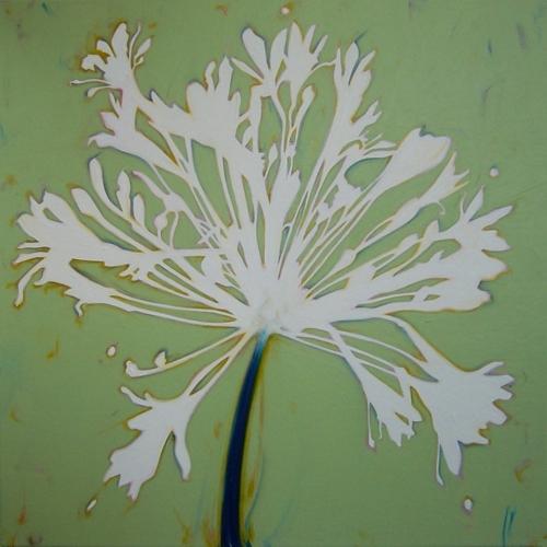 J. Sykes, Ghost, oil, 2014, 30 x 30  $3200.jpg