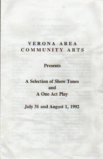 Summer 1992