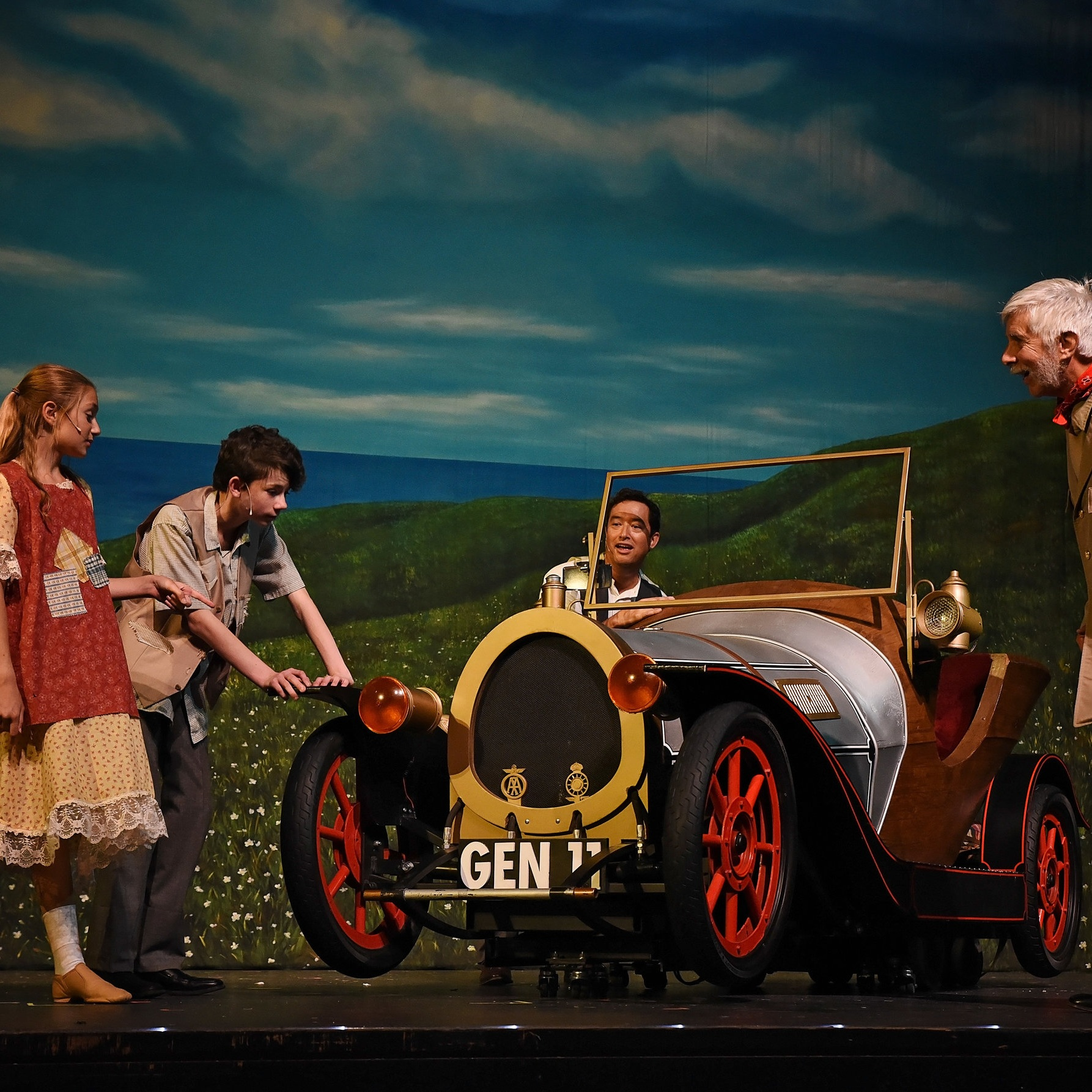Chitty Chitty Bang Bang 2019