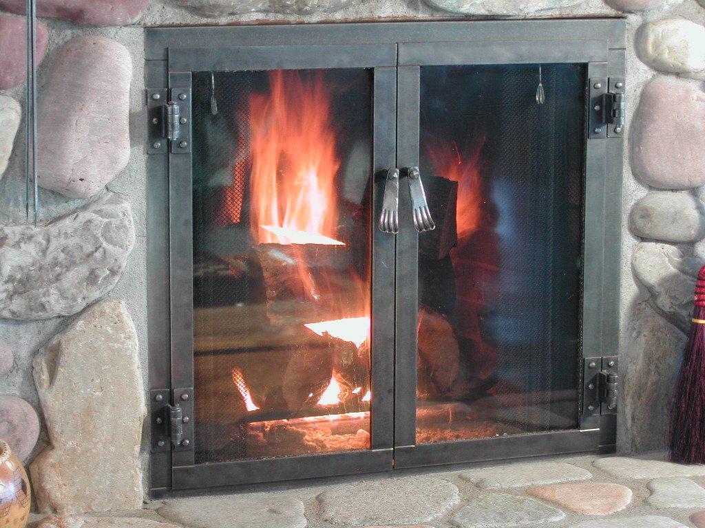 Pelman Doors w fire.jpg