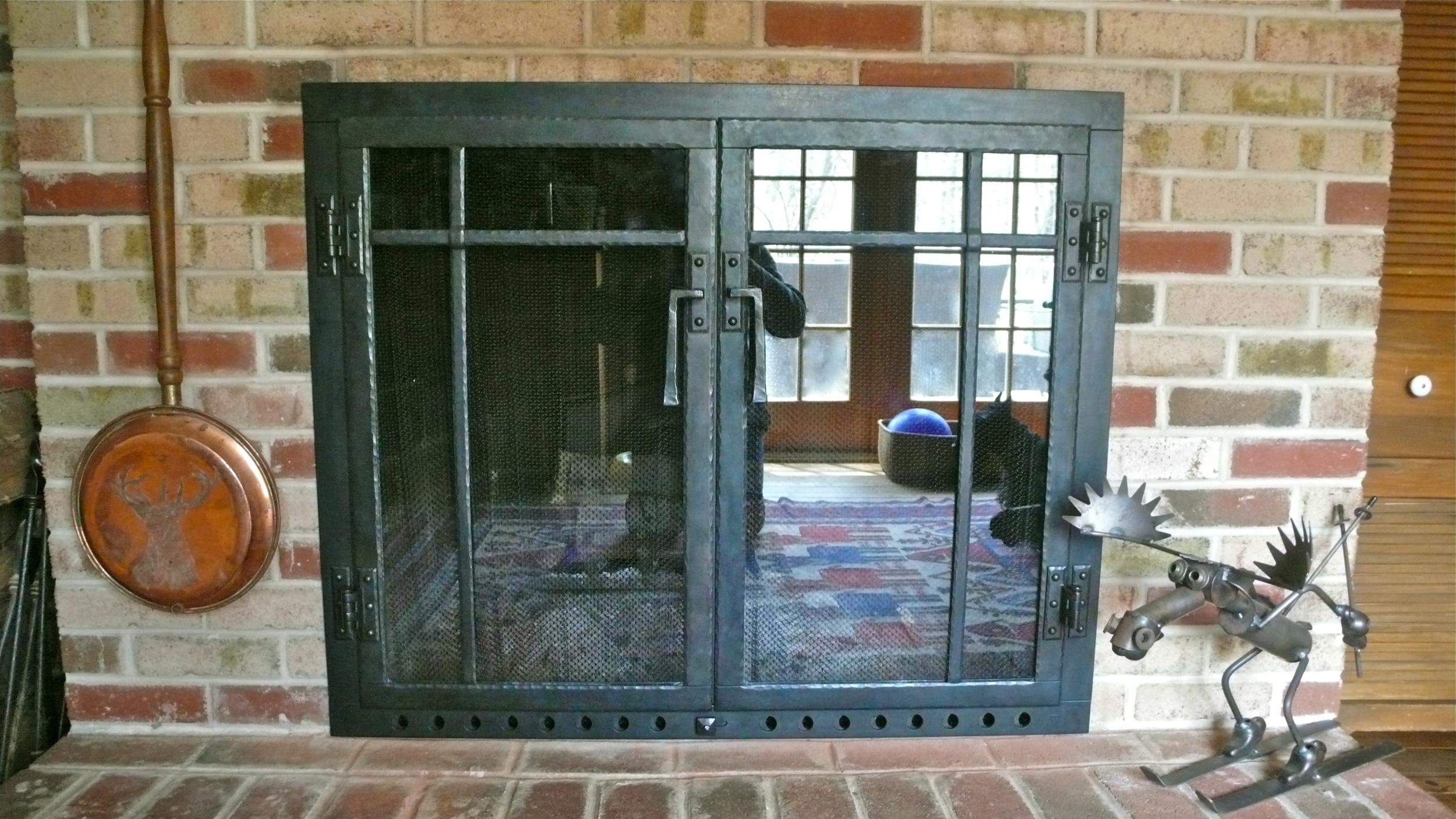 Winnay FP Doors installed.JPG