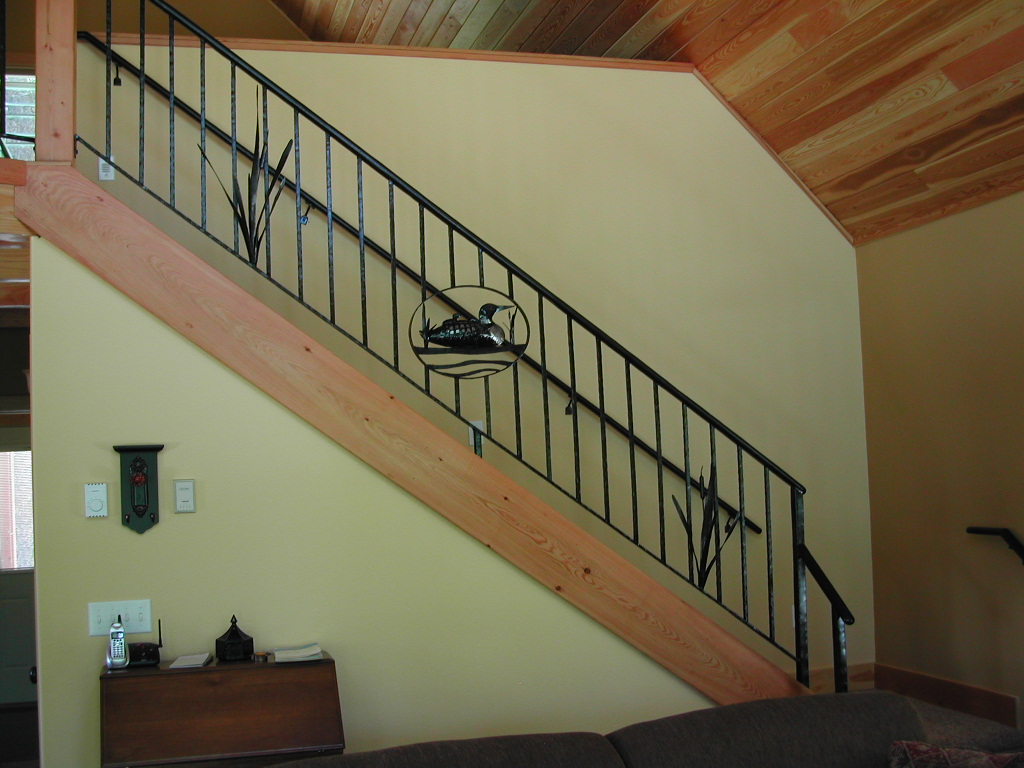 Loon Stair Rail.JPG