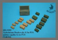 MR-35495, Military Supplies #2 for Feldumschlaggerät (Takom)