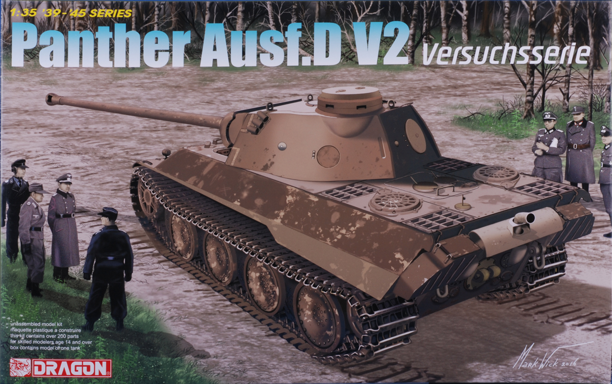 This kit is similar to the previously released V2 Prototype Panther. Includes new muffler, rear stowage bins and intake covers.