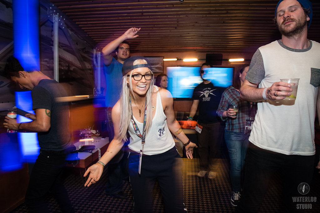 Great DJ makes for epic dance off