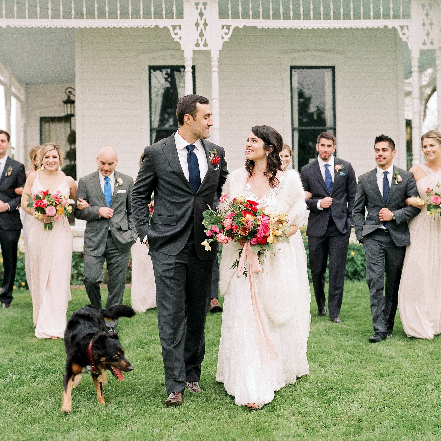 Barr Mansion Spring Wedding Austin
