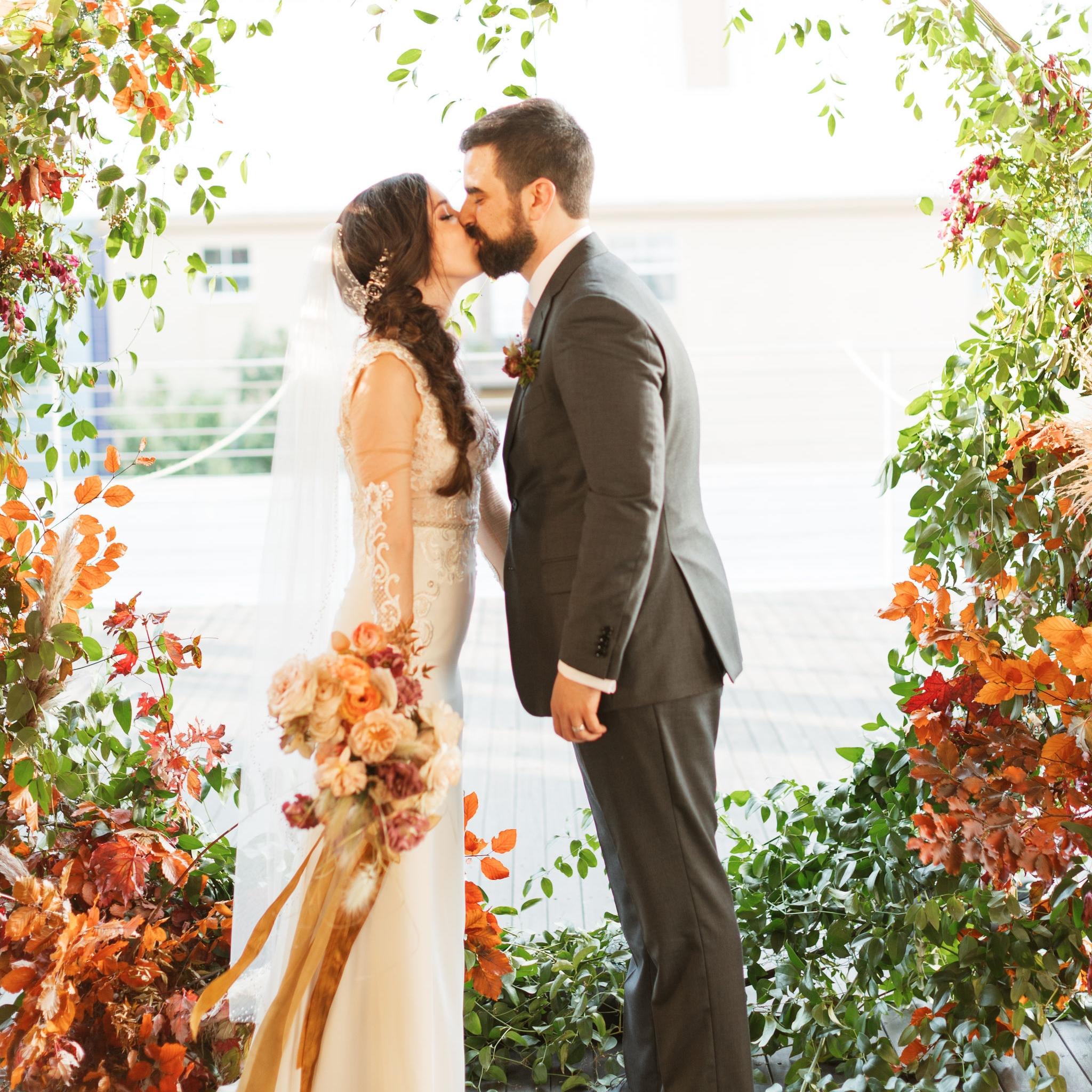 Brazos Hall Austin Wedding