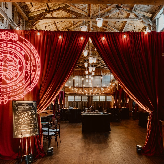 Seattle VIP Speakeasy - post conference event